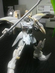 Making of Gundam Deathschythe ver.Ka -front