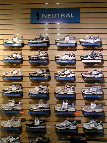 running shoe shopping (001) by ario_.