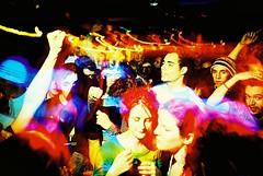 (stublog) Tags: party people lomo xpro lomography crossprocessed gig lomolca innsbruck phenomden rockersclub