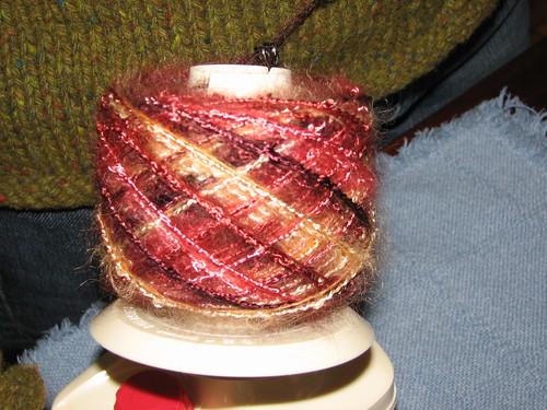 Kate's lovely yarn