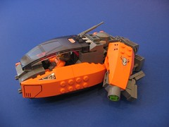 Racer_01 (unhh) Tags: orange lego wip racer ornj foitsop