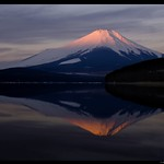 Fuji-san Sunrise