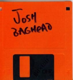 baghead disk
