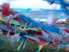 Dharchok-005 (rudenoon) Tags: sony buddhism tibetan prayerflag dscf828 qinghailake tibetanculture dharchok