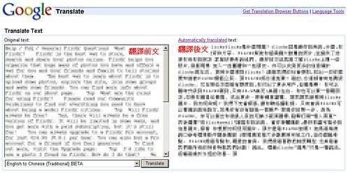 Google Translate Full Text