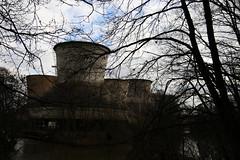 Kraftwerk Stein/Gebersdorf bei Nürnberg