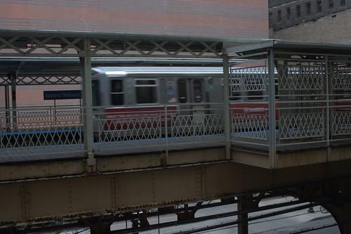 Adams/Wabash station