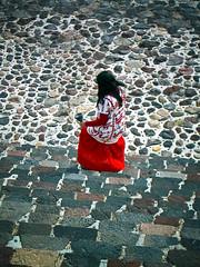 Red Skirt - by Joel Bedford