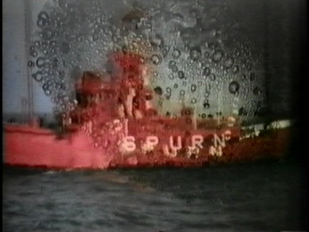Spurn Light ship