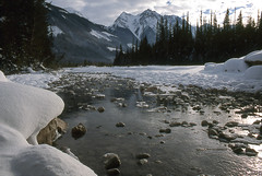 Mummery Creek (storm light) Tags: bc rockymountains guessed whereamiinbc blaeberryriver mummerycreek haganpeak