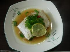 DIY 料理 - 泰式檸檬魚
