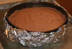 Chocolate Cheesecake Ready To Bake