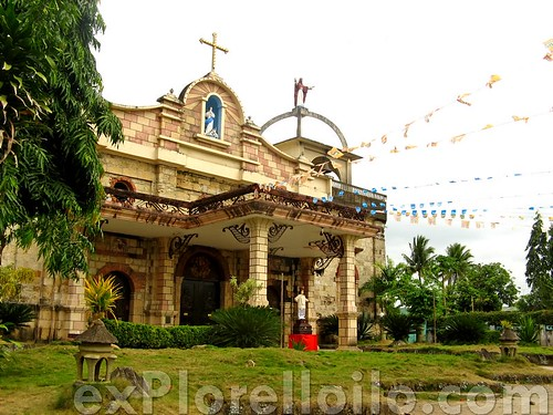 Calinog Church