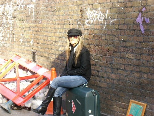London UK.Brick Lane von Ihnen.