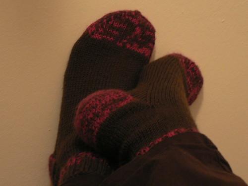 Riana's Socks