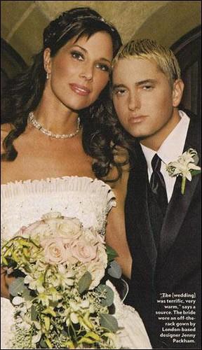 Wife KIM Exposing Eminem