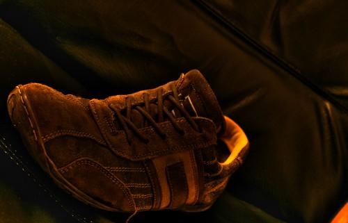 Dyin' shoe