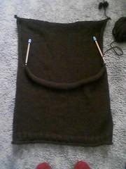 Sweater Update