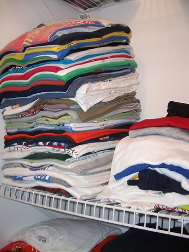 And I Wonder Why I Even Consider Buying More T-Shirts