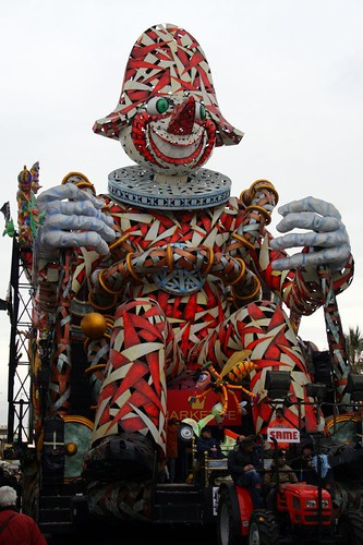 Insane Clown Float