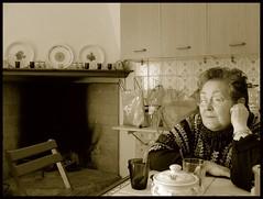 Mi abuela Rosa en el cortijo (Manme) Tags