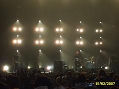 Coldplay - Politik (Marcela Bezares) Tags: blue coldplay concierto msica chrismartin willchampion guyberryman markela jhonbuckland