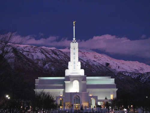 Mt. Timpanogos LDS Temple