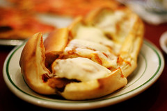 chicken parm wedge (hero)