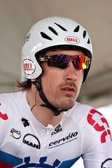 Fabian Cancellara starting
