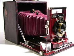 1912 Conley Model XVIa (Olivander) Tags: camera 4x5 1912 bellows largeformat folding viewcamera conley modelxvia