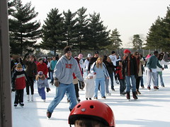 Schenley Park Ice Skating