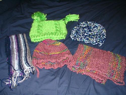 Dulaan knits