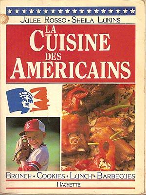 La cuisine des américains