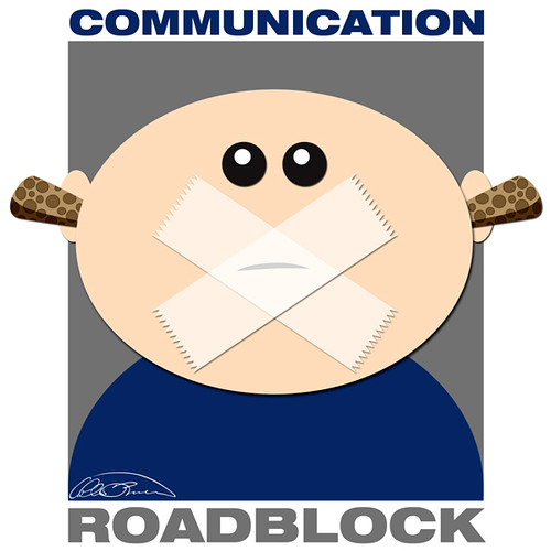 Illustration Friday: Communication