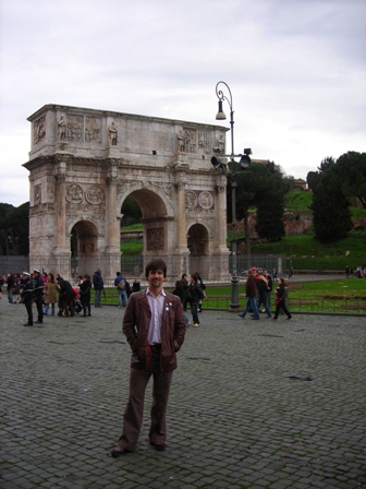 Constantines Arch, AD 313