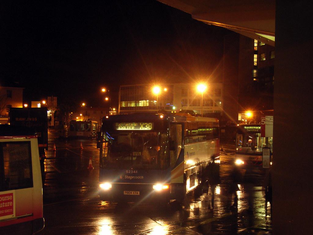 52344 P804XTA Stagecoach Devon