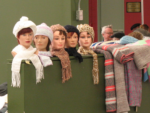 Scarved Heads