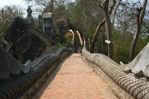 Mt. Phousi, Louang Prabang