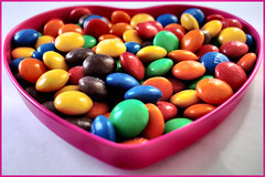 Sweet Friday! (Claudia1967) Tags: friends party home relax yummy mms colorful yum candy heart sweet weekend treat sweetheart friday chill partytime eyecandy yummie soulcandy thankgoditsfriday winddown 10faves interestingness205 i500 itsmulticolored youdeserveit abigfave mouthcandy explore20070309 claudia1967