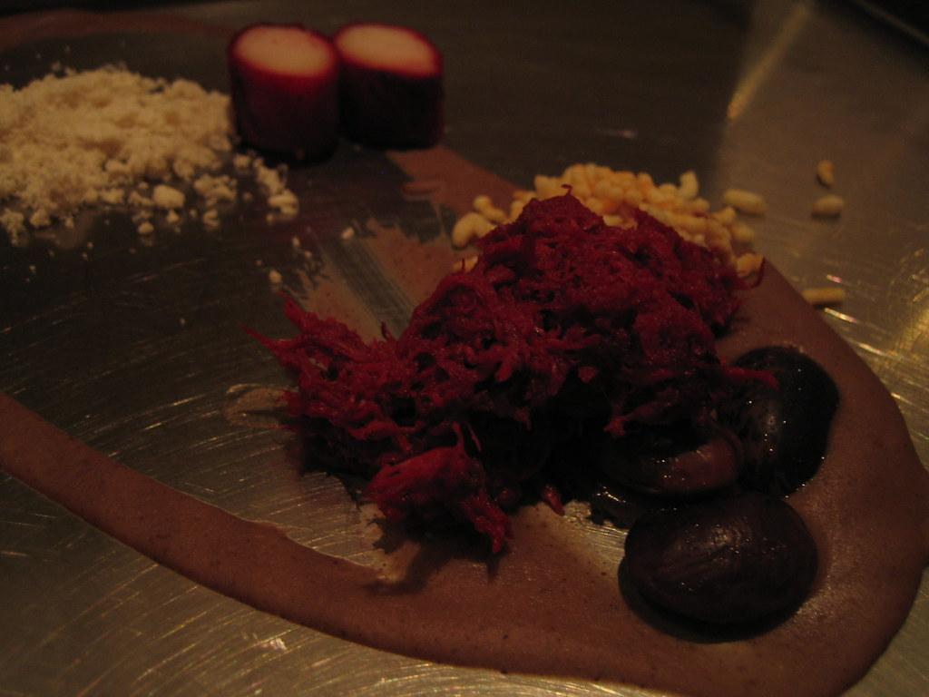RABBIT and aromatic utensils