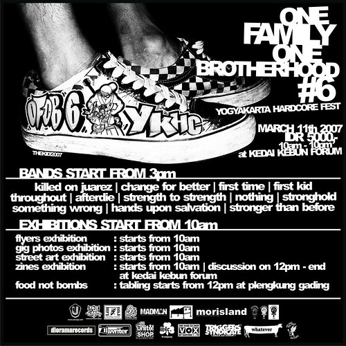 One Family One Brotherhood HC Fest #6