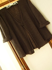 (a thousand black dreams) Tags: stella knit cardigan mccartney chunky