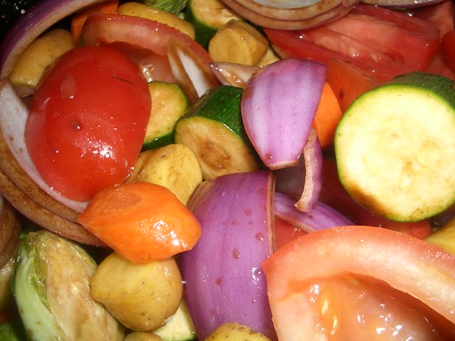 vegetables to roast