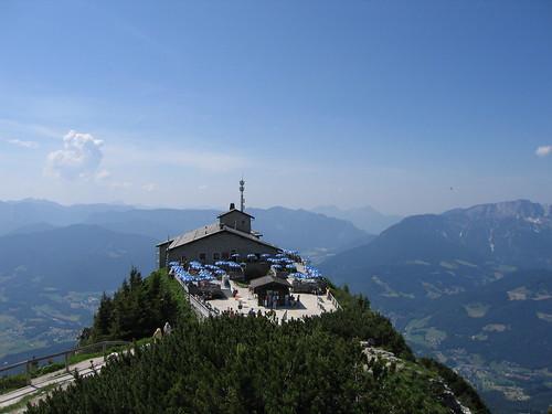 Kehlsteinhaus: Eagle's Nest
