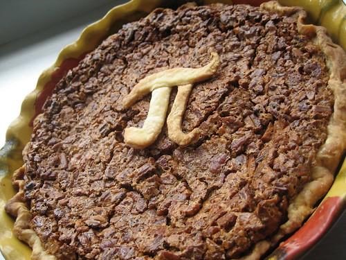 π on Pie