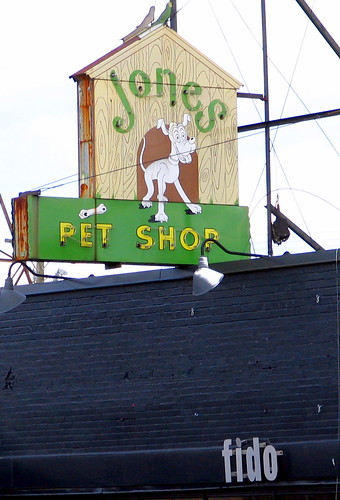 Jones Pet Shop