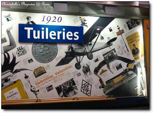 Tuileries站
