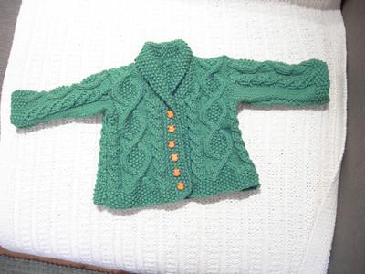 Marianna's Trellis Jacket