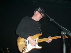 Larry Gott of James at Hoxton Gig