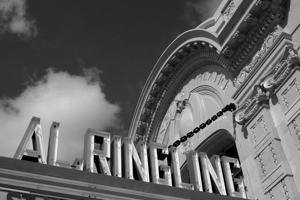 The Al. Ringling theatre in Baraboo Wisconsin.